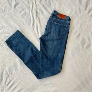 Madewell Rail Straight Jeans Size 26 x 34